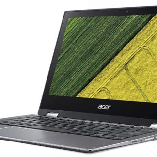 "Acer Spin 1 (SP111-32N-C2RB) Celeron N3350/4GB+N/A/eMMC 32GB+N/A/HD Graphics/11.6"" Multi-touch FHD IPS/BT/W10 Home/Gray"