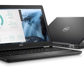 "DELL Latitude 5591 i7-8850H 15.6"" FHD 16GB SATA M.2 512GB MX130 SSD THB SC WL/BT W10P 3Yr PS"