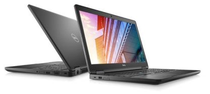 "DELL Latitude 5591 i7-8850H/8GB/256GB SSD/Intel UHD 630/15.6"" FHD/Win 10 Pro/Black"
