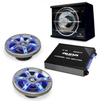 Electronic-Star - Electronic-Star Auto hi-fi setBeatPilot FX-211