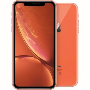 Apple - Apple iPhone XR 64GB Coral MRY82CN/A - 190198771728