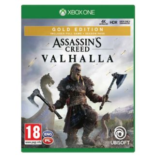 Ubisoft - Assassin's Creed: Valhalla (Gold Edition) XBOX ONE - 3307216167662