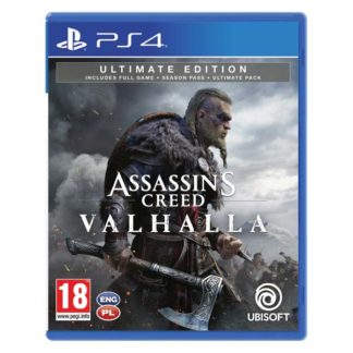 Ubisoft - Assassin's Creed: Valhalla (Ultimate Edition) PS4 - 3307216168478