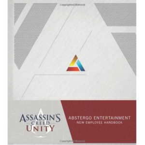 - Assassin's Creed Unity: Abstergo Entertainment komiks - 9781608874033