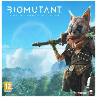 THQ Nordic - Biomutant (Collector's Edition) PS4 -