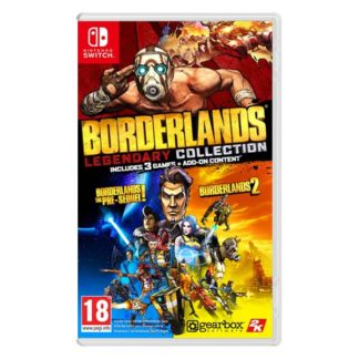 2K Games - Borderlands (Legendary Collection) NSW - 5026555068048