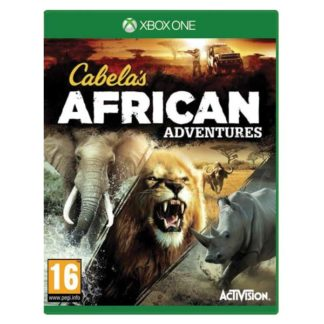 Activision - Cabela's African Adventures XBOX ONE -