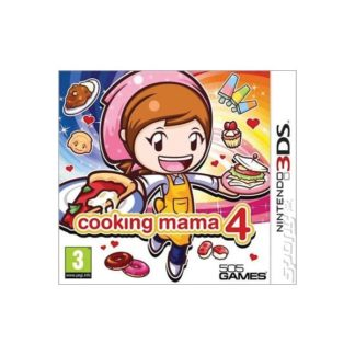 505 Games - Cooking Mama 4 3DS - 8023171028637
