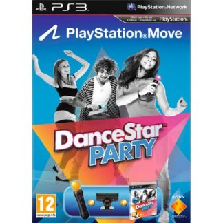 Sony Computer Entertainment - DanceStar: Party + Move Starter Pack PS3 - 711719211419