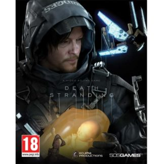 505 Games - Death Stranding CZ (Day One Edition) PC Code-in-a-Box - 8023171044842
