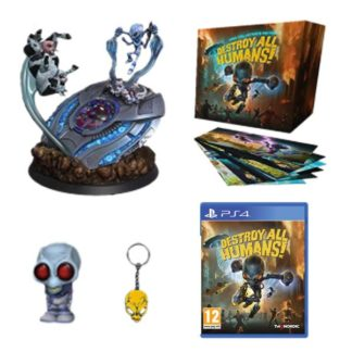THQ Nordic - Destroy all Humans! (DNA Collector's Edition) PS4 - 9120080075109