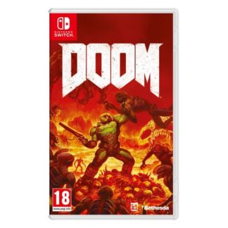 Bethesda Softworks - Doom NSW - 045496421311