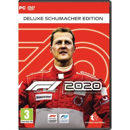 Codemasters - F1 2020: The Official Videogame (Deluxe Schumacher Edition) PC - 4020628720872