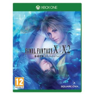 Square Enix - Final Fantasy 10/10-2 (HD Remaster) XBOX ONE - 662248922089