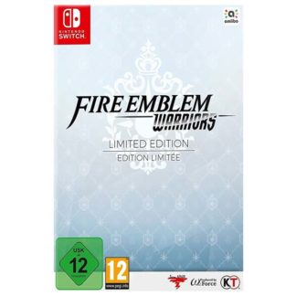 Nintendo - Fire Emblem: Warriors (Limited Edition) NSW - 045496420833