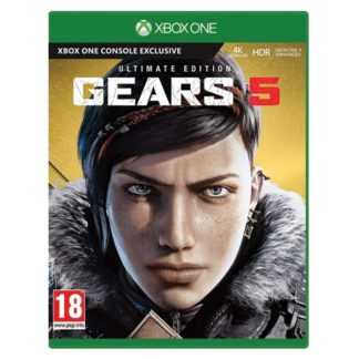 Microsoft Games Studios - Gears 5 (Ultimate Edition) XBOX ONE - 889842518832