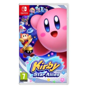 Nintendo - Kirby: Star Allies NSW - 045496421656