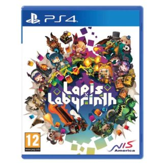 NIS America - Lapis x Labyrinth (Limited Edition) PS4 - 0810023032908