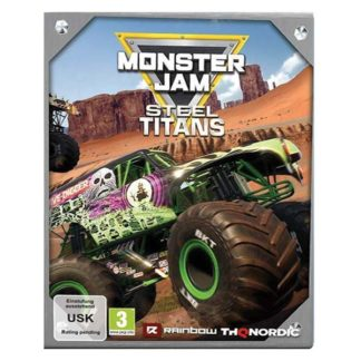 THQ Nordic - Monster Jam: Steel Titans (Collector's Edition) XBOX ONE - 9120080074119