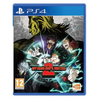 Namco Bandai Games - My Hero One's Justice 2 (Collector's Edition) PS4 - 3391892008500