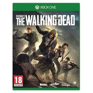 505 Games - OVERKILL's The Walking Dead XBOX ONE - 8023171042176