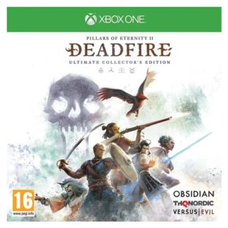 THQ Nordic - Pillars of Eternity 2: Deadfire (Ultimate Collector's Edition) XBOX ONE - 9120080072252