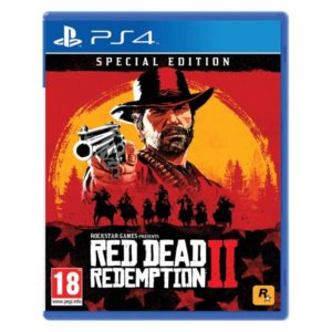 Rockstar Games - Red Dead Redemption 2 (Special Edition) PS4 - 5026555424523