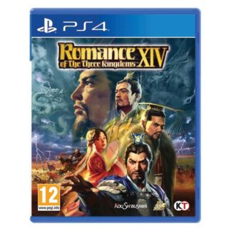 KOEI TECMO - Romance of the Three Kingdoms 14 PS4 -