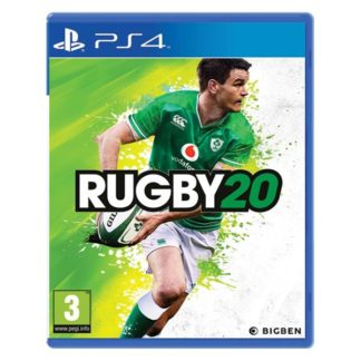 BigBen Interactive - Rugby 20 PS4 - 3499550378061