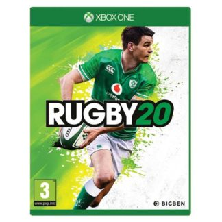 BigBen Interactive - Rugby 20 XBOX ONE - 3499550378139