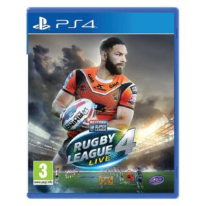 Alternative Software - Rugby League Live 4 PS4 -