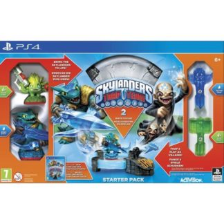 Activision - Skylanders Trap Team (Starter Pack) PS4 - 5030917147197