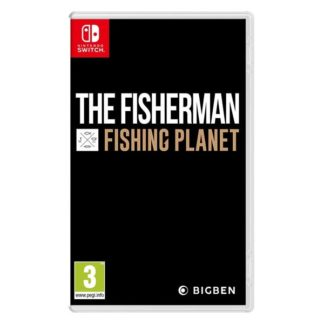 BigBen Interactive - The Fisherman: Fishing Planet NSW -