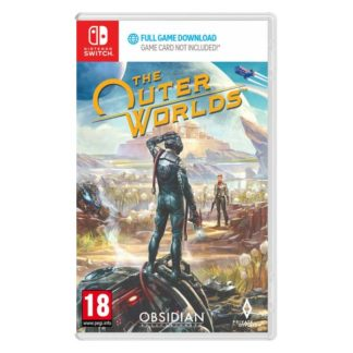 2K Games - The Outer Worlds NSW - 5026555067867