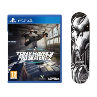 Activision - Tony Hawk's Pro Skater 1+2 (Collector's Edition) PS4 - 5030917291463