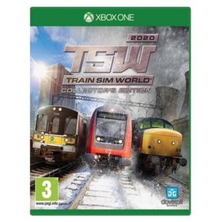 Dovetail Games - Train Sim World 2020 (Collector's Edition) XBOX ONE - 5016488134439