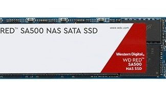 WDC - WD 500GB Red™ SSD M.2 2280