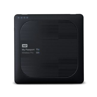 Western Digital - Western Digital HDD My Passport Wireless Pro