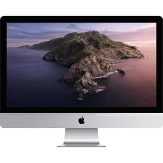 "Apple - iMac 27"" 5K i5 3.7GHz 6-core 8GB 2TBF Radeon Pro 580X 8GB SK MRR12SL/A - 190198757388"