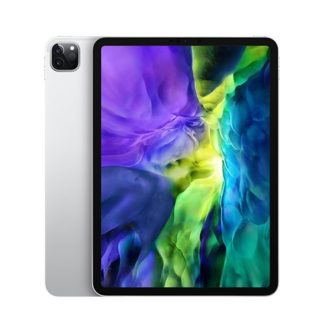 "Apple - Apple iPad Pro 11"" Wi-Fi + Cellular 256GB Silver MXE52FD/A - 190199436831"