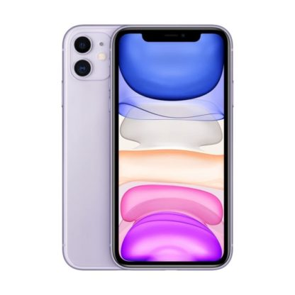 Apple - Apple iPhone 11 64GB Purple - 194252098356
