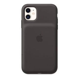 Apple - Apple iPhone11 Smart Battery Case with Wireless Charging - Black - 190199540040