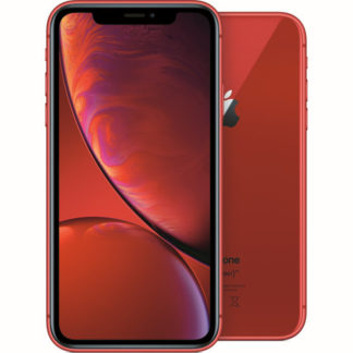 Apple - Apple iPhone XR 128GB (PRODUCT)RED - 190198773081