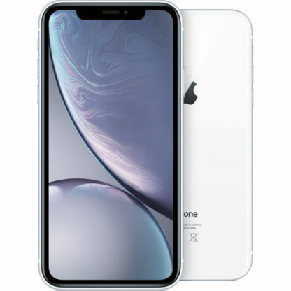 Apple - Apple iPhone XR 64GB White - 190198770707