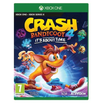 Activision - Crash Bandicoot 4: It's About Time XBOX ONE - 5030917291067