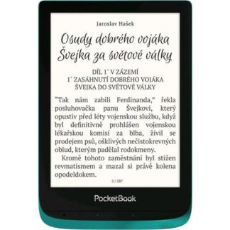 POCKETBOOK - E-book POCKETBOOK 627 Touch Lux 4