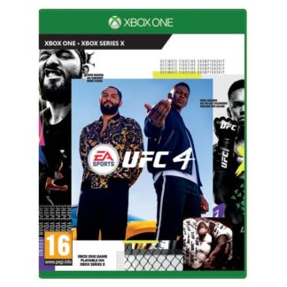 Electronic Arts - EA Sports UFC 4 XBOX ONE - 5035226122491