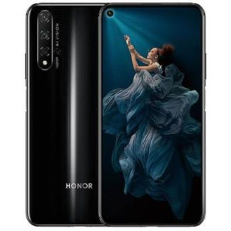 Honor - Honor 20 6GB/128GB Dual SIM Midnight Black - 6901443301447