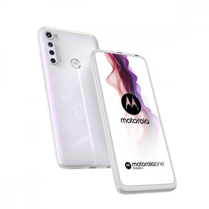 MOTOROLA ONE FUSION+ MOONLIGHT WHITE PAJW0013PL