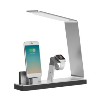 MP3.sk - MiTagg NuDock Power Lamp - Stojan pre Apple iPhone a Apple Watch